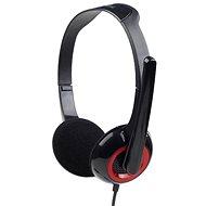 Gembird MHS-002 - Mikrofonos fej-/fülhallgató
