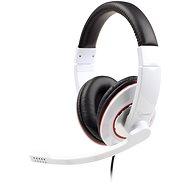 Gembird MHS-001-GW - Mikrofonos fej-/fülhallgató