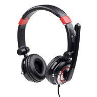 Gembird MHS-5.1-001 - Gamer fejhallgató