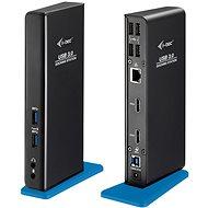 i-tec USB 3.0/USB-C Dual HDMI Docking Station - Dokkoló állomás