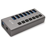 I-TEC USB 3.0 töltő HUB 7 porttal és 36 W  hálózati adapterrel - USB Hub