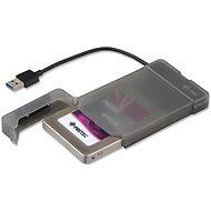 I-TEC MySafe Easy USB 3.0 szürke - Külső merevlemez ház