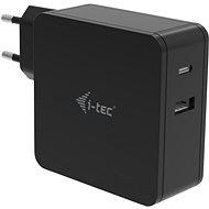 I-TEC USB-C Charger 60 W + USB-A Port 12 W - Hálózati adapter