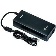 I-TEC Universal Charger USB-C PD 3.0 + 1x USB 3.0, 112W - Univerzális hálózati adapter