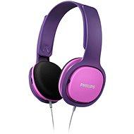 Philips SHK2000PK rózsaszín - Fej-/fülhallgató