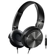 Philips SHL3165BK fekete - Fej-/Fülhallgató