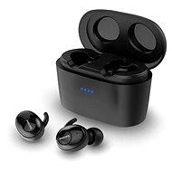Philips SHB2515BK, fekete - Vezeték nélküli fül-/fejhallgató