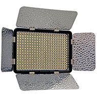 Jupio Power LED JPL330C Dual Color NP-F550 akkumulátorral és töltővel