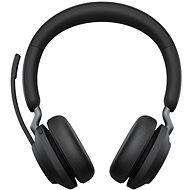 Jabra Evolve2 65 MS Stereo USB-A Black - Vezeték nélküli fül-/fejhallgató