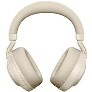 Jabra Evolve2 85, Link380a MS Stereo Beige - Vezeték nélküli fül-/fejhallgató