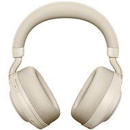 Jabra Evolve2 85 MS Stereo USB-C Beige - Vezeték nélküli fül-/fejhallgató