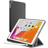 """Cellularline FOLIO tok Pencil tartóval Apple iPad 10.2"""" (2019) készülékhez, fekete - Tablet tok"""
