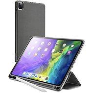 """Cellularline Folio Pen Tok stylus tartóval Apple iPad Pro 11"""" (2020) készülékhez, fekete - Tablet tok"""