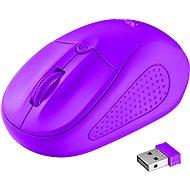 Primo Wireless Mouse neon purple - Egér