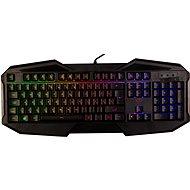 Trust GXT 830-RW Avonn Gaming Keyboard Magyar - Gamer billentyűzet
