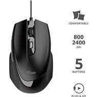 Trust VOCA Comfortable Mouse - Egér