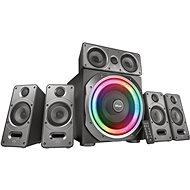 TRUST GXT 698 TORRO 5.1 Dolby RGB hangszóró - Hangfal