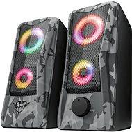 TRUST GXT 606 JAVV RGB 2.0 SPEAKER GAMING SET - Hangfal