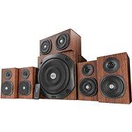 Trust Vigor 5.1 Surround Speaker System brown - Hangszóró