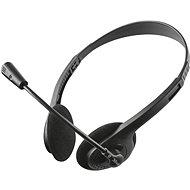 Trust Ziva Chat Headset - Fej-/fülhallgató