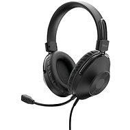 Trust OZO USB HEADSET - Fej-/fülhallgató