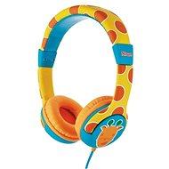 Trust Spila Kids Headphone - zsiráf - Fej-/Fülhallgató