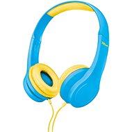Trust Bino Kids Headphone blue - Fej-/Fülhallgató