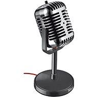 Trust Elvii Mikrofon - Asztali mikrofon