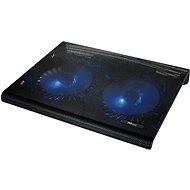 Trust Azul laptop hűtő állvány kettős ventilátorral - Laptophűtő