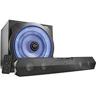 Trust GXT 668 Tytan 2.1 Soundbar Speaker Set - Hangprojektor mélynyomóval