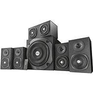 Trust Vigor 5.1 Surround Speaker System for PC black - Hangszóró