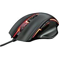 Trust GXT 168 Haze Illuminated Gaming Mouse - Gamer egér