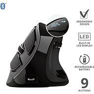 Trust VOXX Ergonomic Rechargeable Mouse - Egér