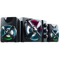 Trust Ziva RGB 2.1 Gaming Speaker Set - Hangfal