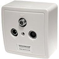 Maximum TV/R/SAT MX 610 Set - Aljzat