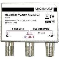 Maximális műholdas TV közösítő magas ISO