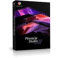 Pinnacle Studio 23 Ultimate (BOX) - Videószerkesztő program