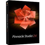 Pinnacle Studio 24 Standard (elektronikus licensz) - Videószerkesztő program