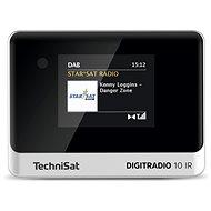 TechniSat DIGITRADIO 10 IR fekete/ezüst - Rádió