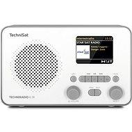 TechniSat TECHNIRADIO 6 IR fehér / szürke - Rádió