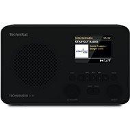 TechniSat TECHNIRADIO 6 IR fekete - Rádió