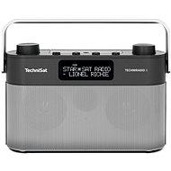TechniSat TECHNIRADIO 8 fekete / ezüst - Rádió