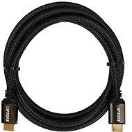 EVOLVEO XXtremeCord HDMI 2.0b csatlakozó 3m - Videokábel