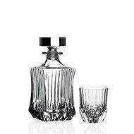 RCR Whisky szett Adagio hétrészes 750 ml + 350 ml - Whisky szett