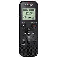 Sony ICD-PX370, fekete - digitális rögzítő