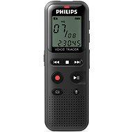 Philips DVT1150 fekete - Digitális diktafon
