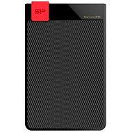 """Silicon Power Diamond D30 Slim 2.5"""" 1TB fekete - Külső merevlemez"""