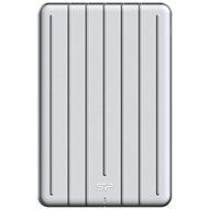 Silicon Power Bolt B75 SSD 128GB, ezüst - Külső merevlemez
