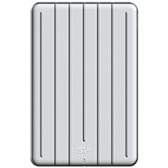 Silicon Power Bolt B75 SSD 256GB, ezüst - Külső merevlemez