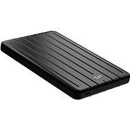 Silicon Power Bolt B75 PRO SSD 512GB, fekete-ezüst - Külső merevlemez